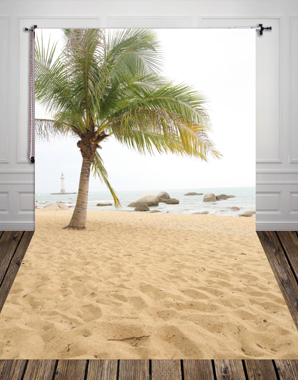 Backdrop bãi cát đẹp