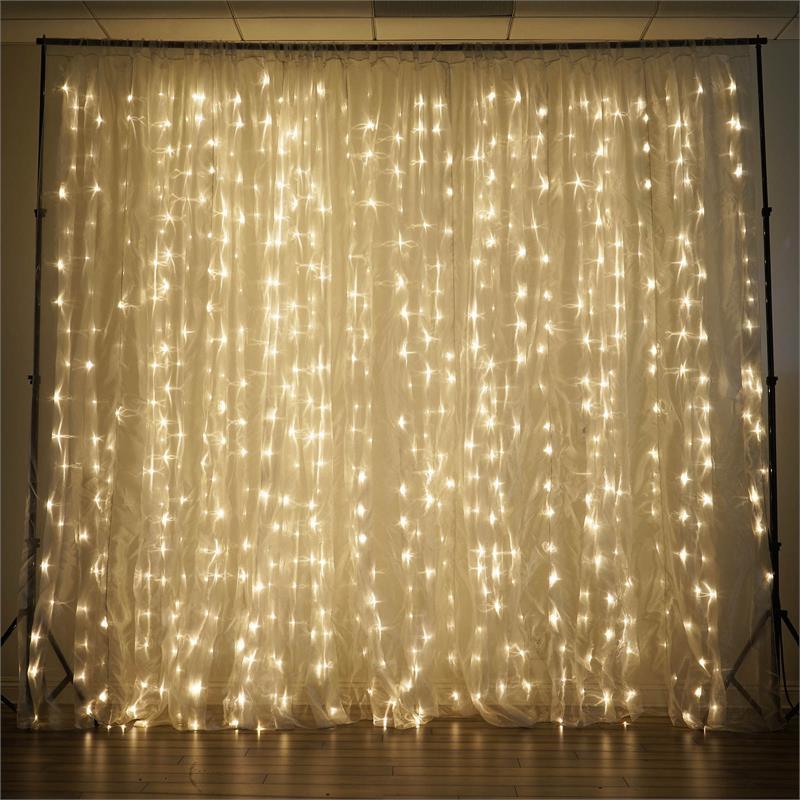 Backdrop đèn đẹp