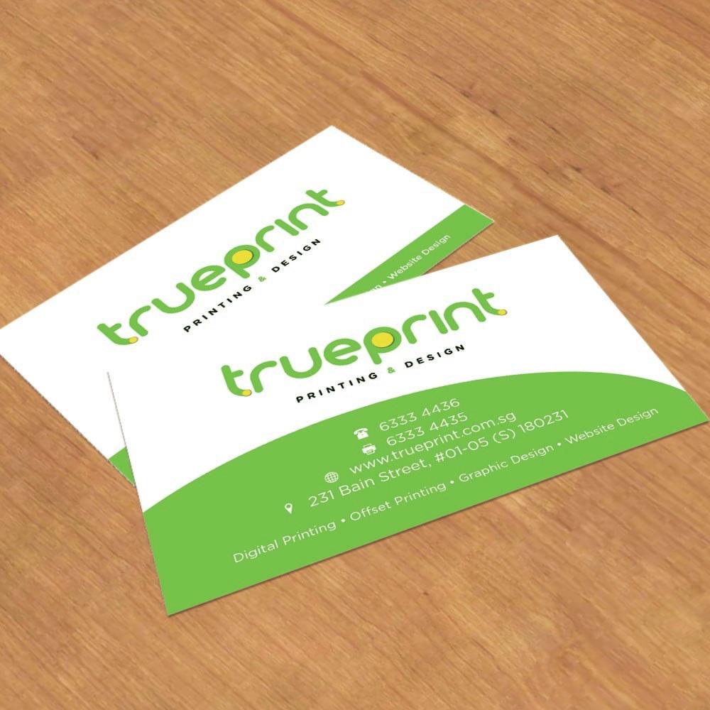Mẫu card visit dành cho doanh nghiệp