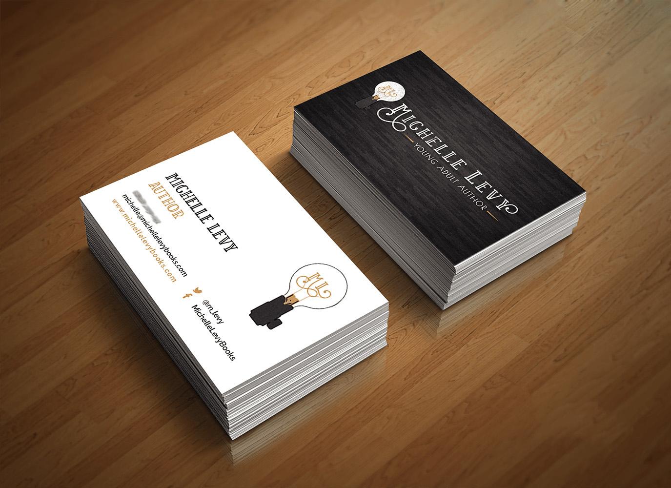 Mẫu card visit đẹp và đơn giản