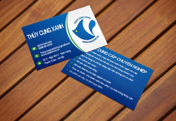 Những mẫu card visit đẹp và đơn giản