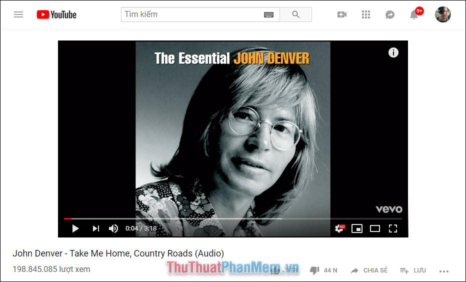 Cách tách nhạc beat online không cần phần mềm (2)