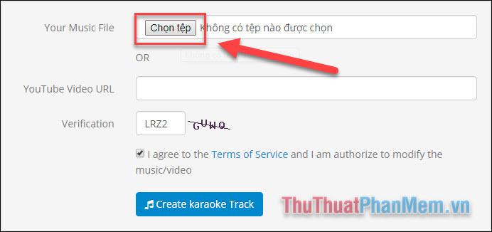 Cách tách nhạc beat online không cần phần mềm (3)