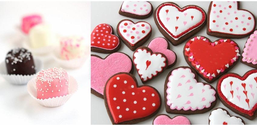 Cách trang trí socola cho Valentine ngọt ngào lãng mạn