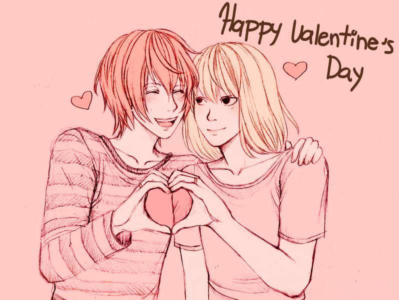 hình ảnh cho ngày valentine lãng mạn
