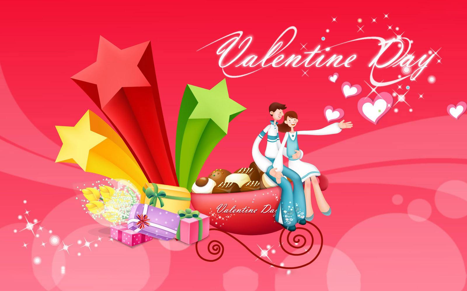 Những hình ảnh đẹp của kẹo socola trong ngày lễ Valentine
