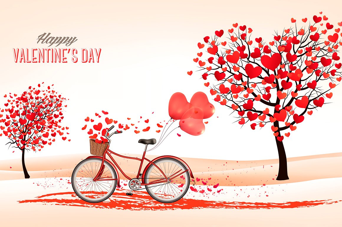 Những hình ảnh Valentine dễ thương được yêu thích nhất