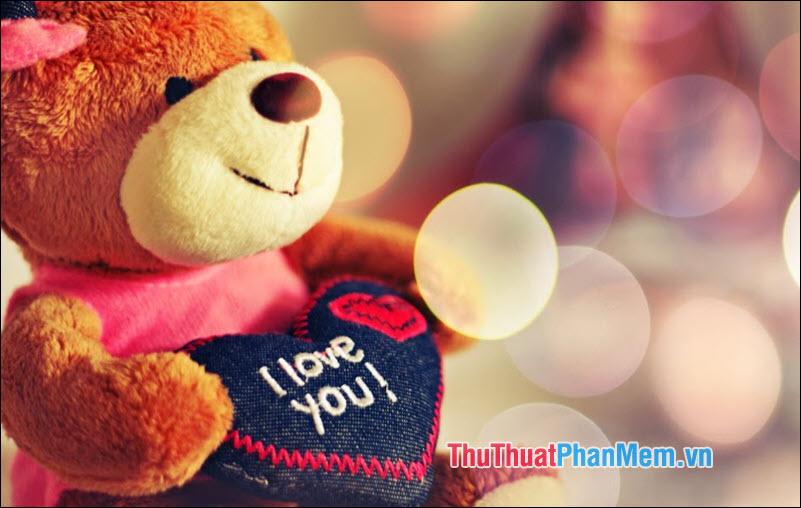 Những hình ảnh Valentine đẹp, lãng mạn và dễ thương nhất - 4