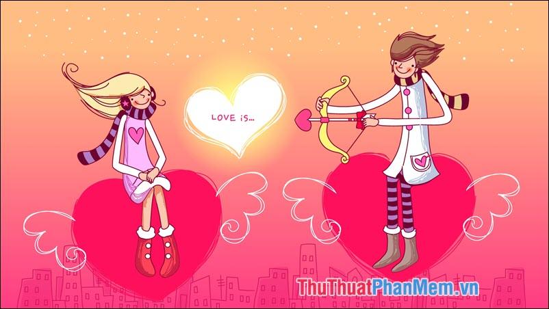 Những hình ảnh Valentine đẹp, lãng mạn và dễ thương nhất - 8