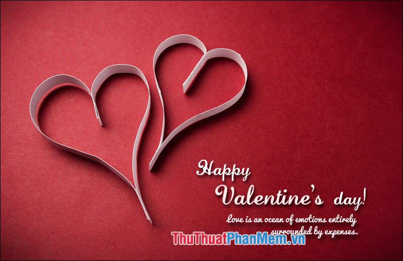 Những hình ảnh Valentine đẹp, lãng mạn và dễ thương nhất - 9