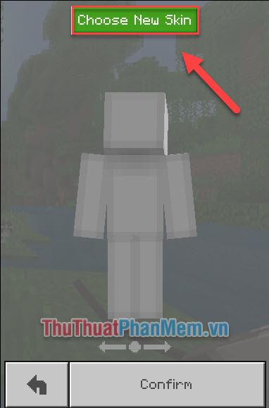 Thêm skin vào game Minecraft (3)