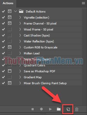Cách tạo Action trong Photoshop (4)