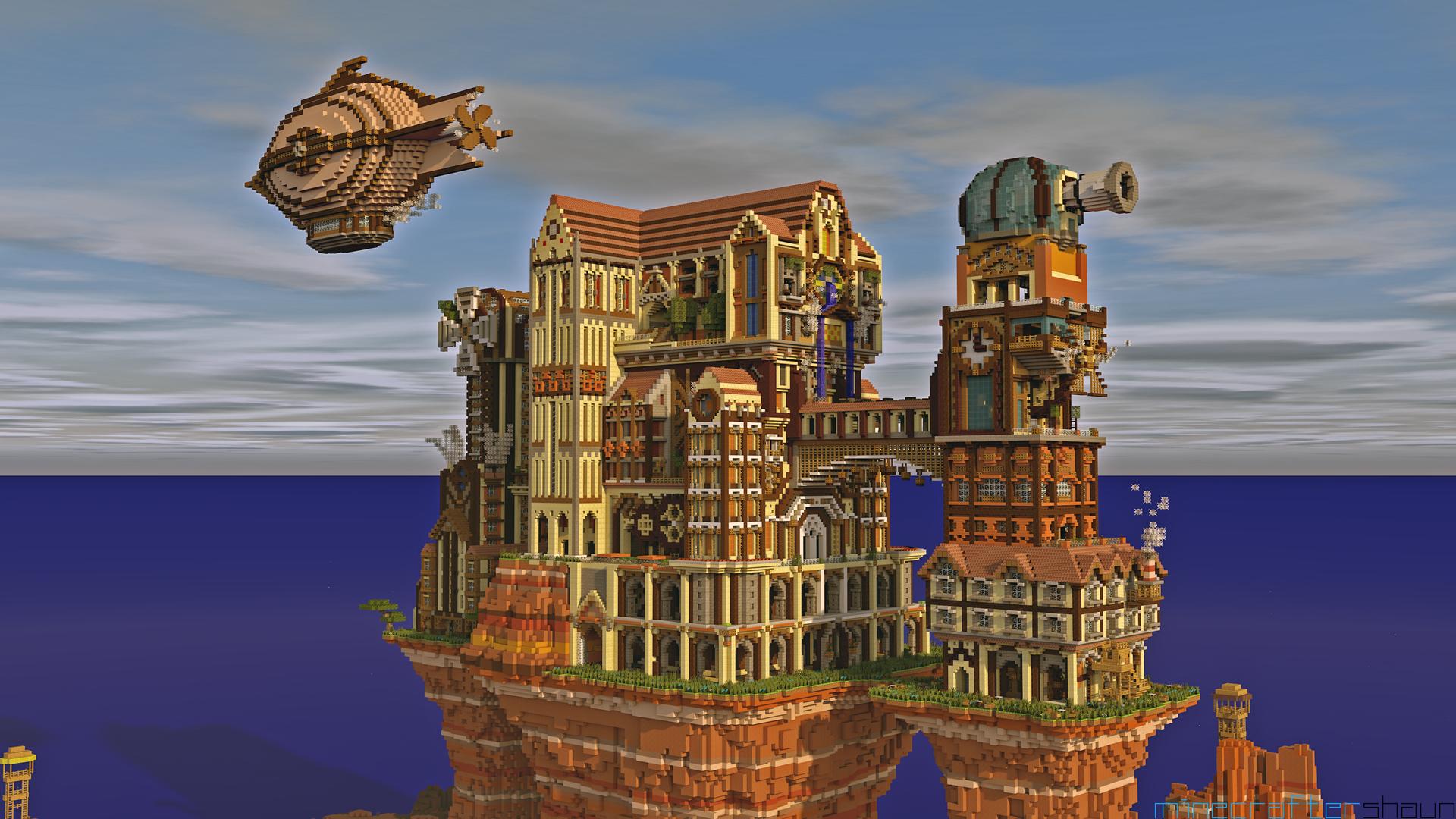 Ảnh nền Minecraft đẹp