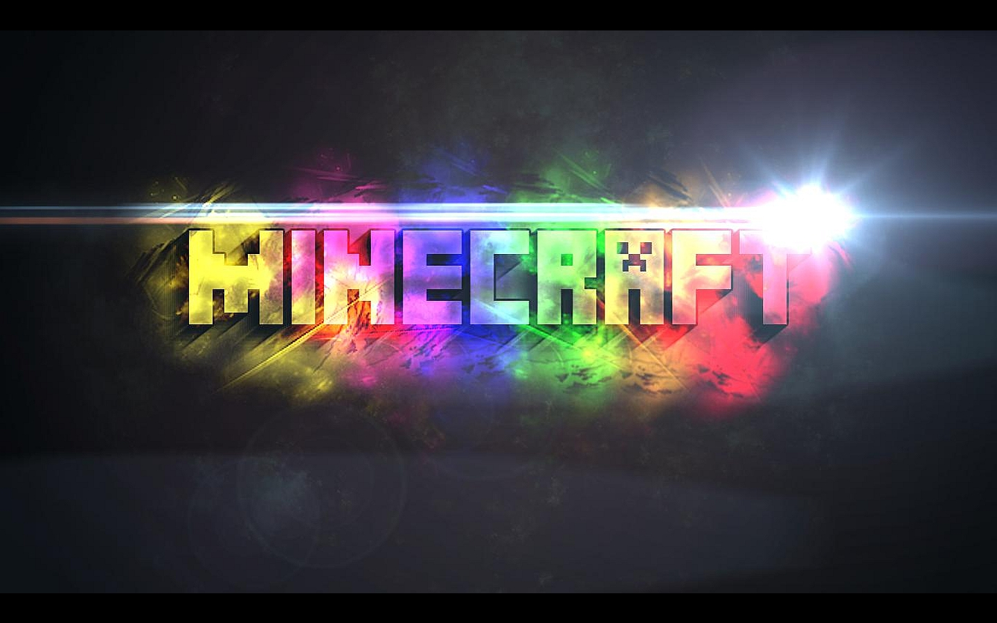 Beautiful Minecraft wallpaper