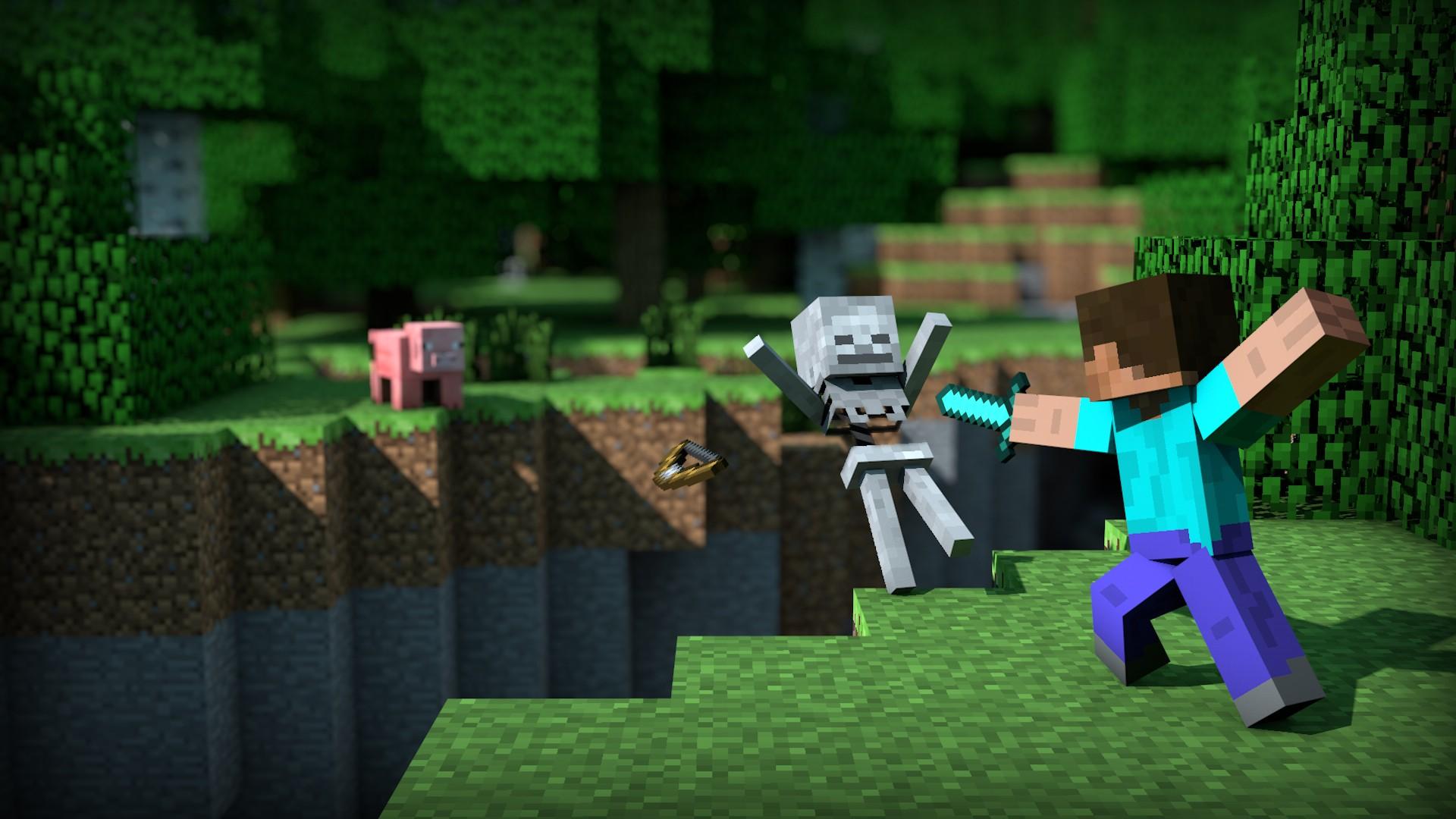 Hình Minecraft đẹp