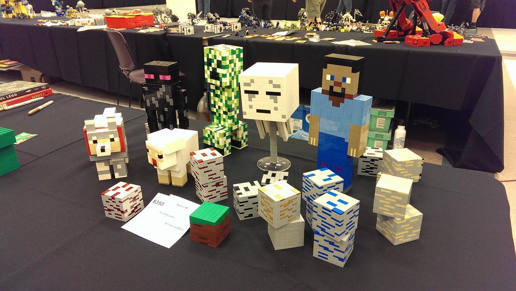 Hình Mob Minecraft
