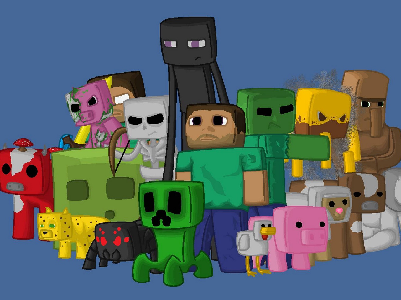 Hoạt hình Minecraft