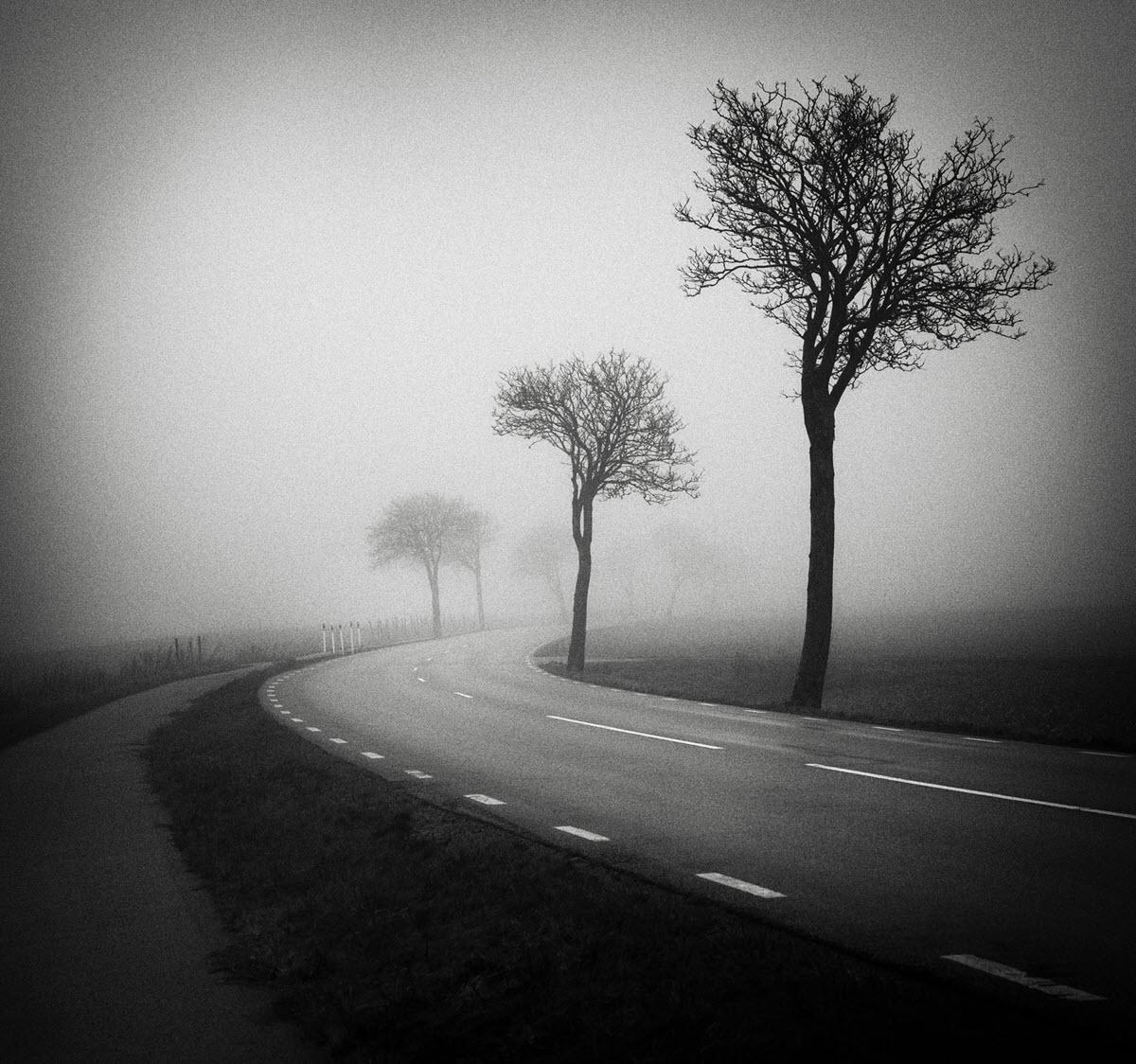 Những hình ảnh trắng đen đẹp và độc