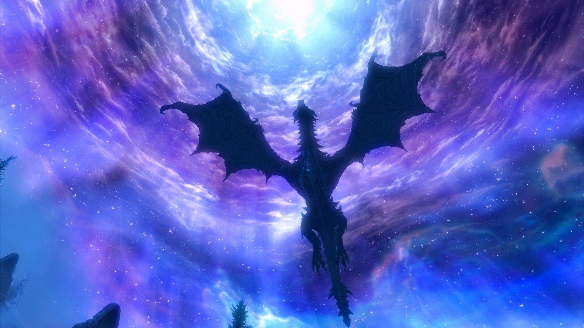 Hình nền Rồng mộng mơ đẹp