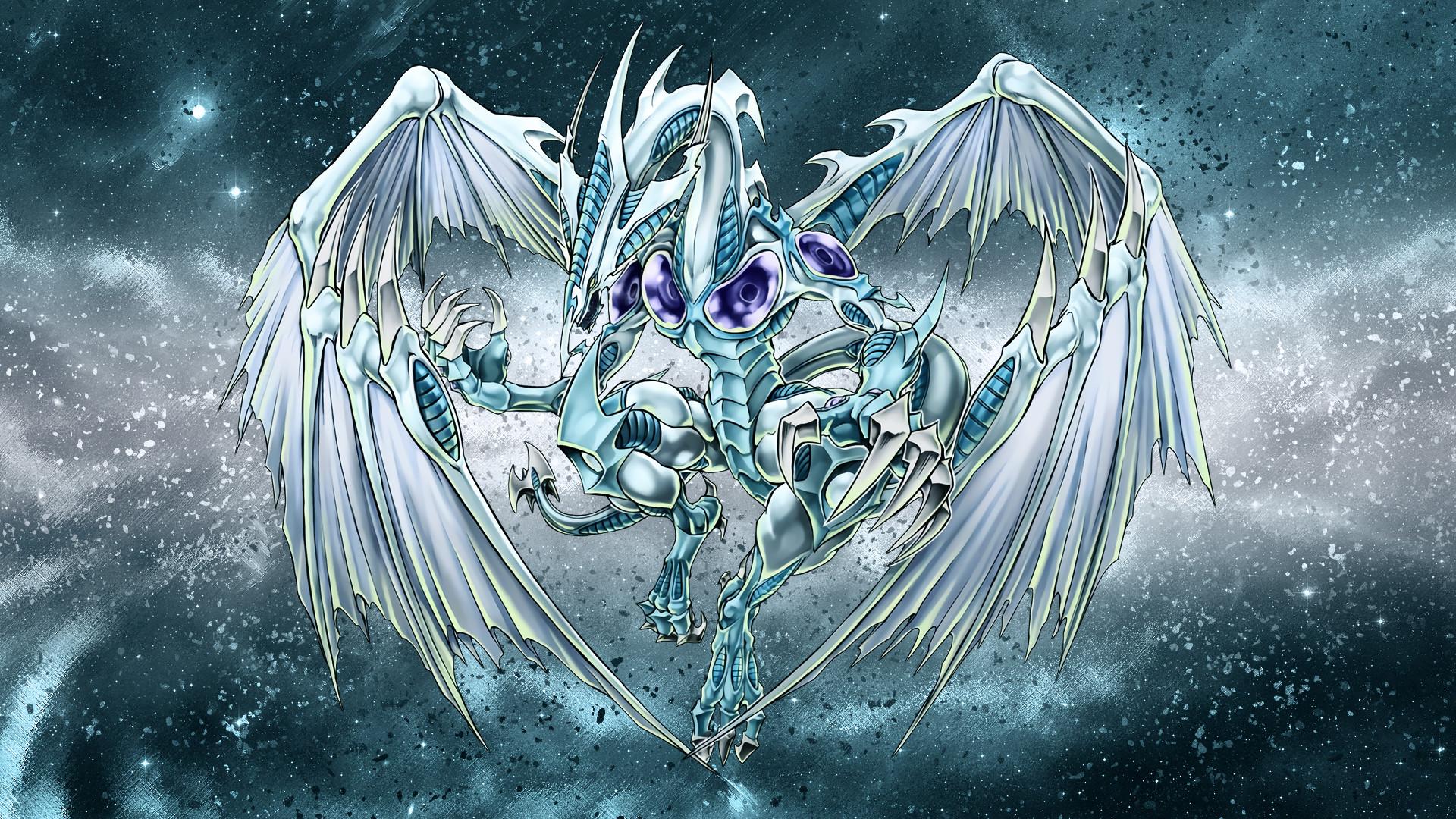 Hình nền rồng trắng mắt xanh