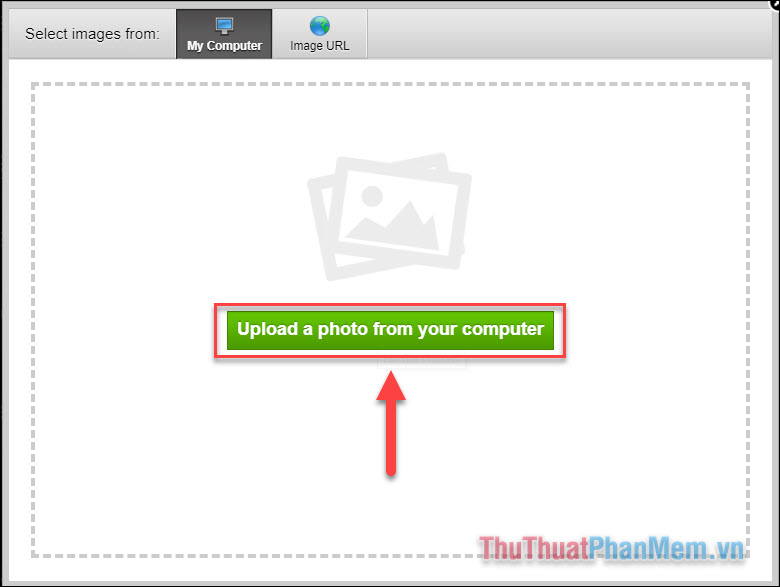 Làm quen với thao tác xây dựng website của Weebly (3)