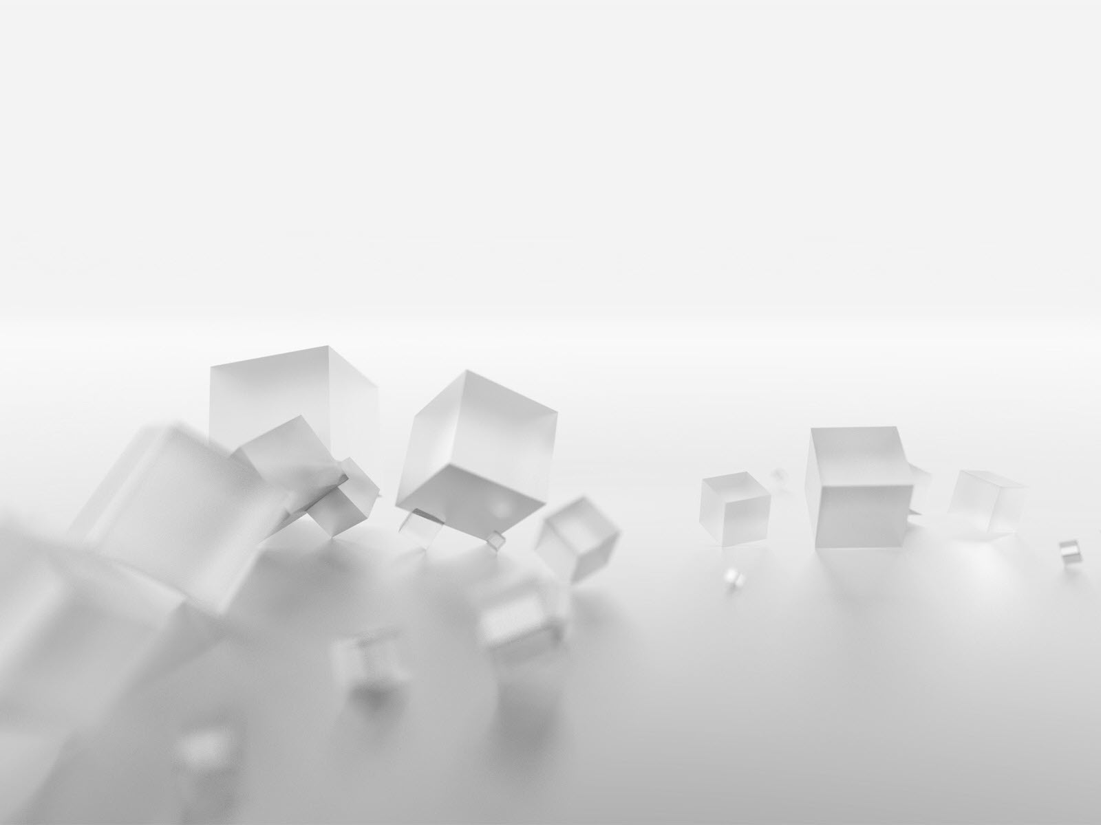 Ảnh nền màu trắng cho Powerpoint