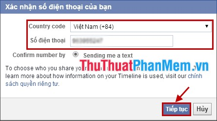 Mở khóa tài khoản Facebook bị khóa tạm thời (2)