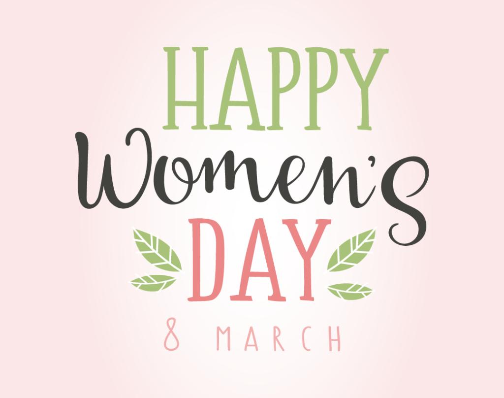 Thiệp chúc mừng ngày phụ nữ