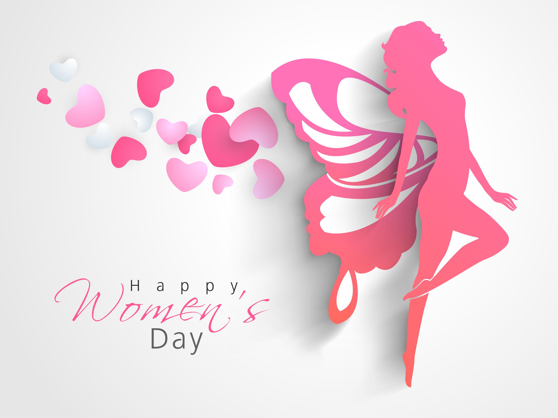 Thiệp mừng phụ nữ trên khắp thế giới