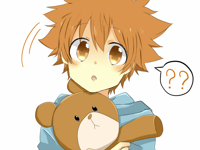 Ảnh anime sự dễ thương của Đệ Thập lúc còn nhỏ