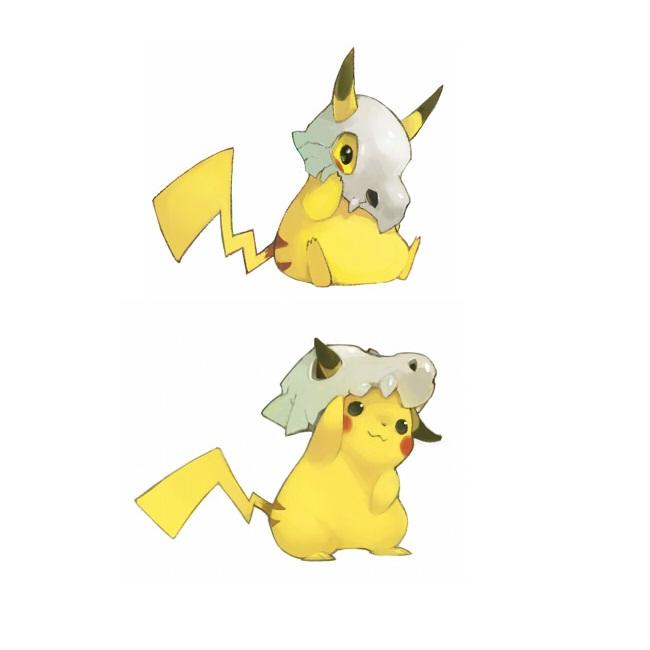 Ảnh anime - ú òa thực ra em là Pikachu đáng yêu đây