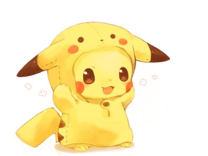 Ảnh Pikachu đáng yêu