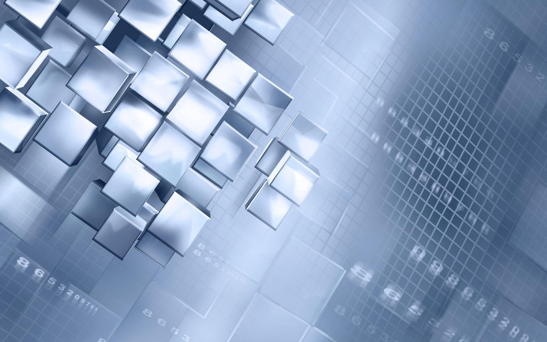 Hình nền Powerpoint màu bạc 3d đẹp