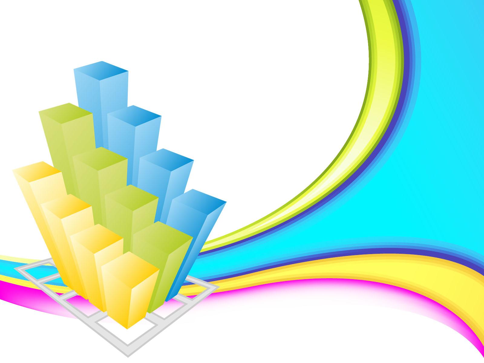 Những hình nền Powerpoint 3d đẹp