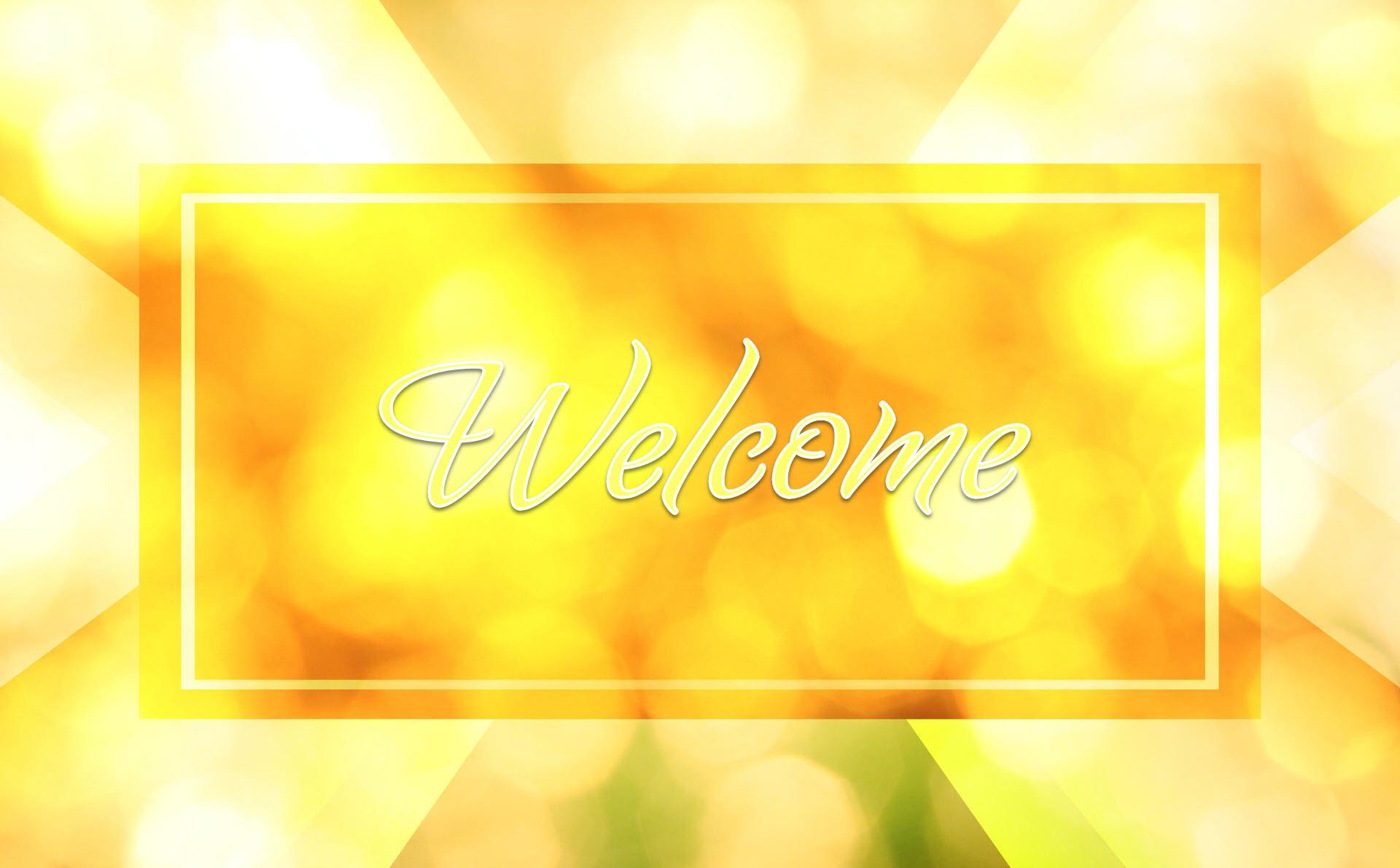 Nền Powerpoint welcome mở đầu đẹp
