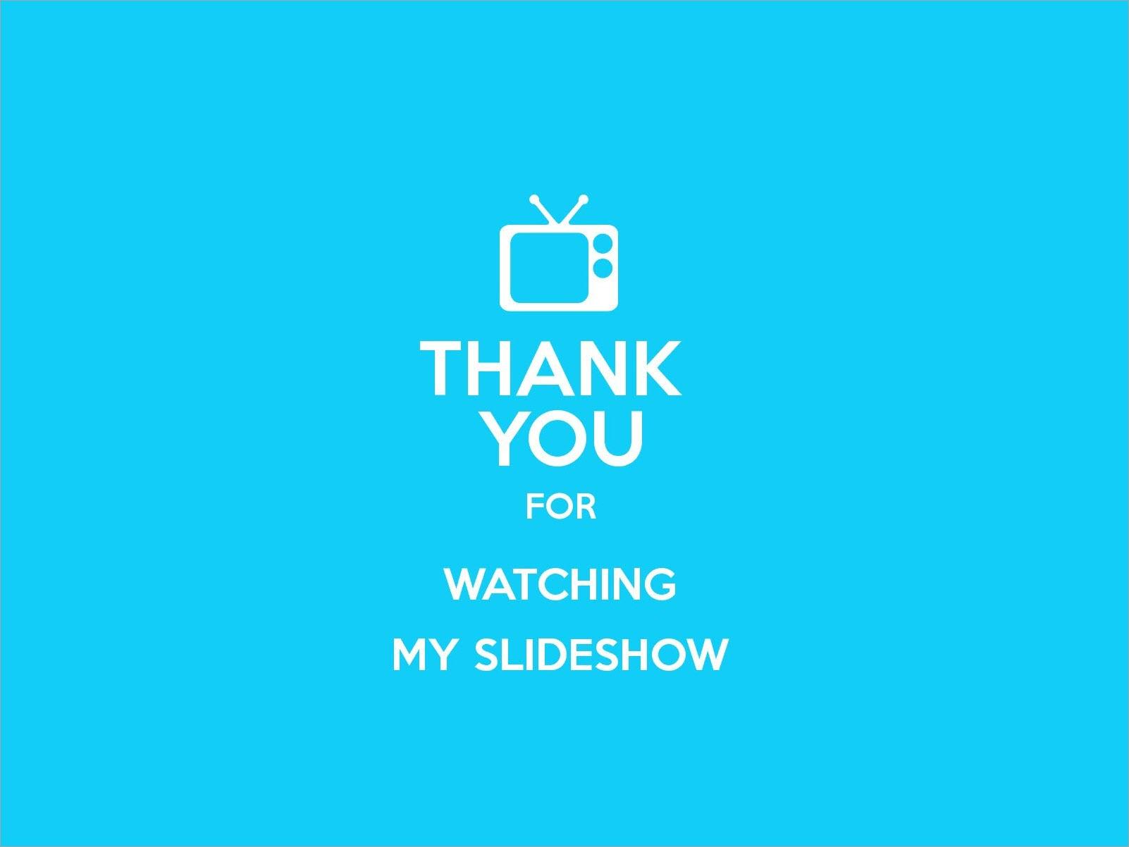 Nền Slide thank you đẹp