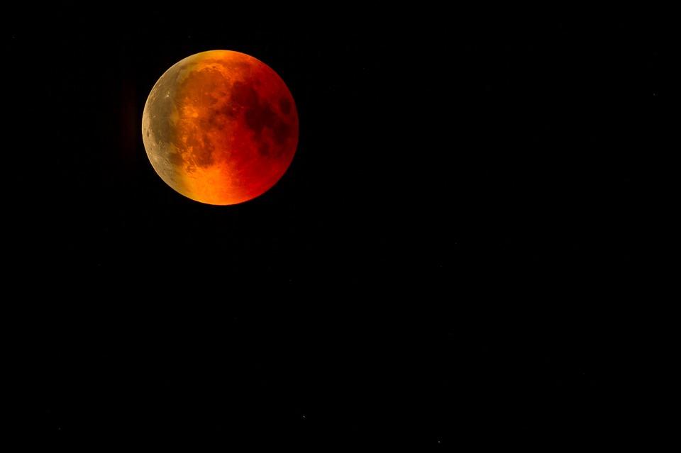 Ảnh siêu mặt trăng đẹp