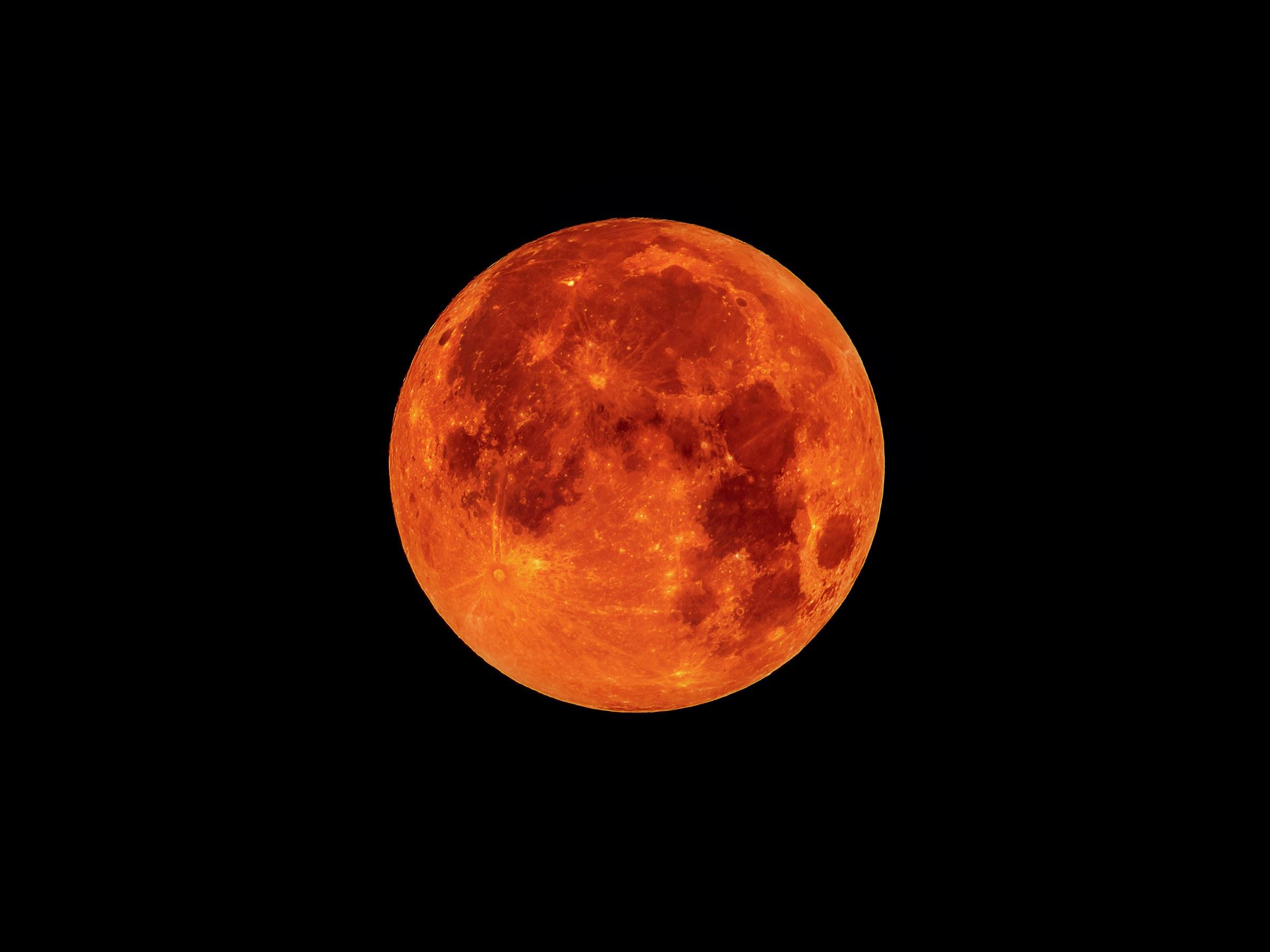Ảnh trăng đẹp