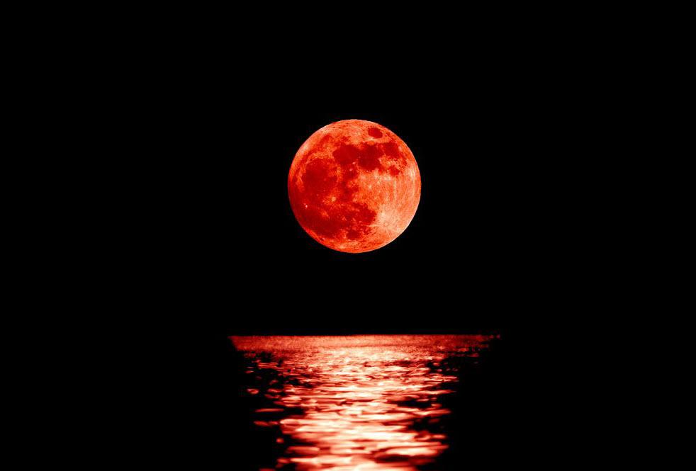 Hình ảnh siêu mặt trăng đẹp nhất
