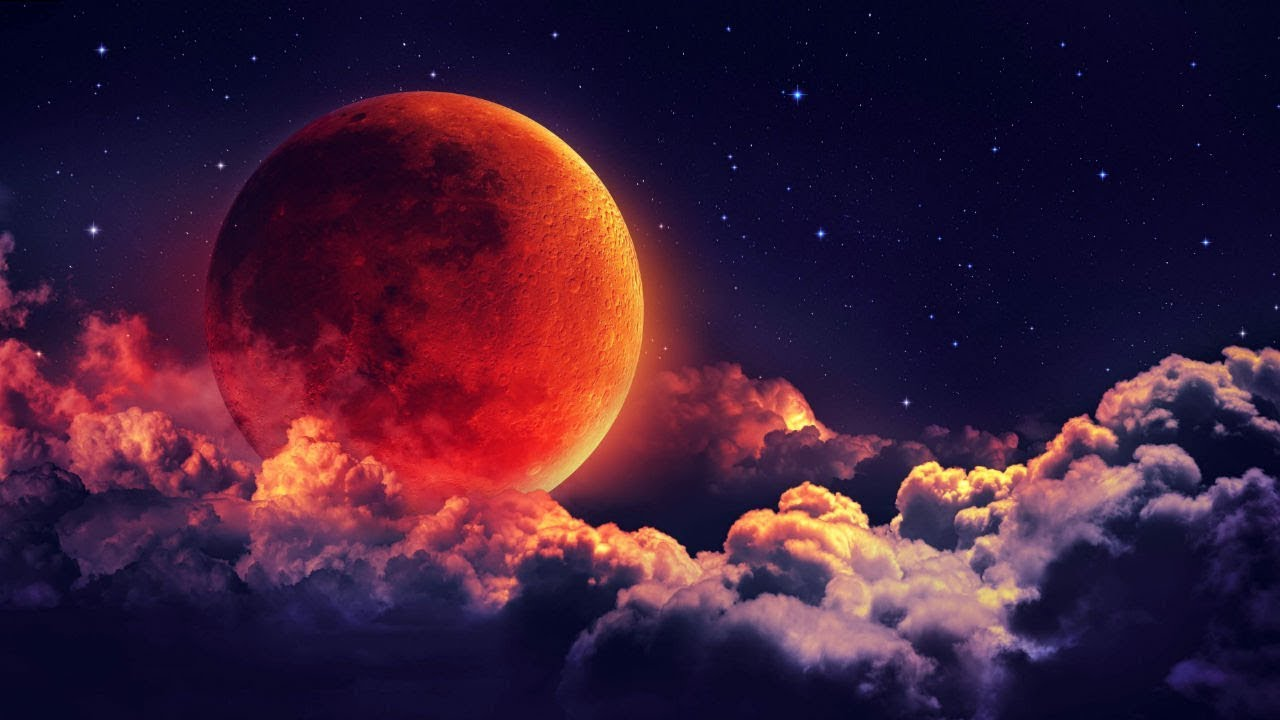 Hình ảnh trăng cực đẹp