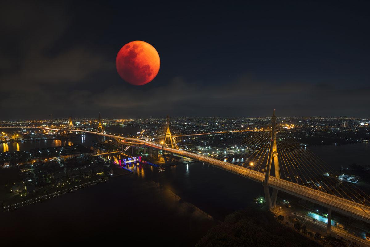 Hình ảnh trăng đẹp nhất
