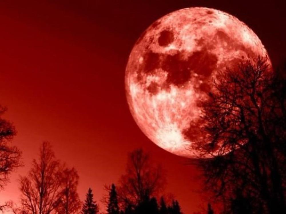 Hình mặt trăng đẹp