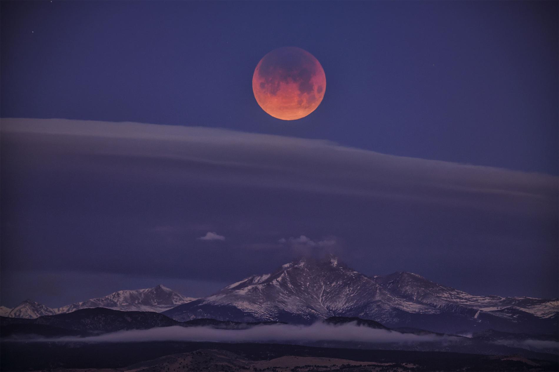 Hình siêu mặt trăng đẹp
