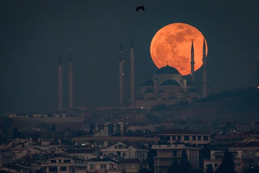 Hình trăng máu đẹp