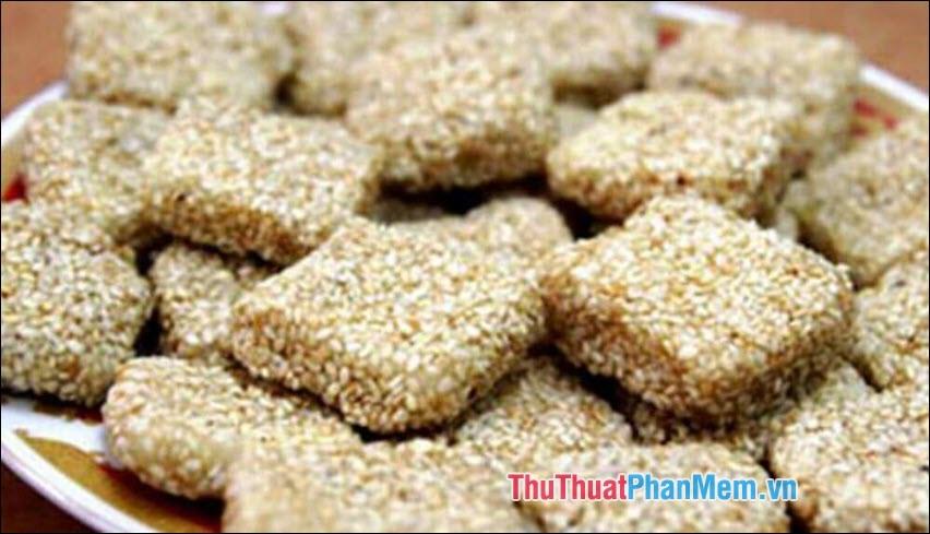 Bánh khô mè bà Liễu Đà Nẵng