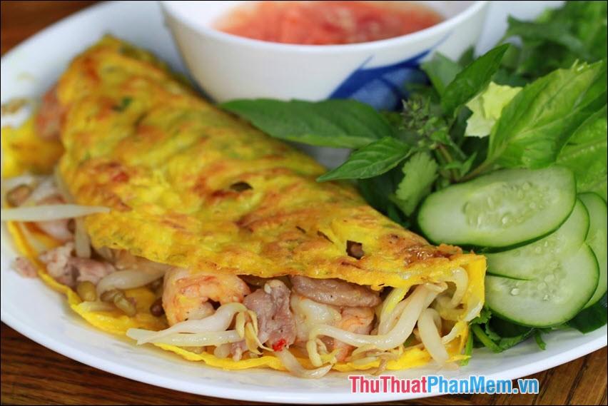 Bánh xèo Nha Trang