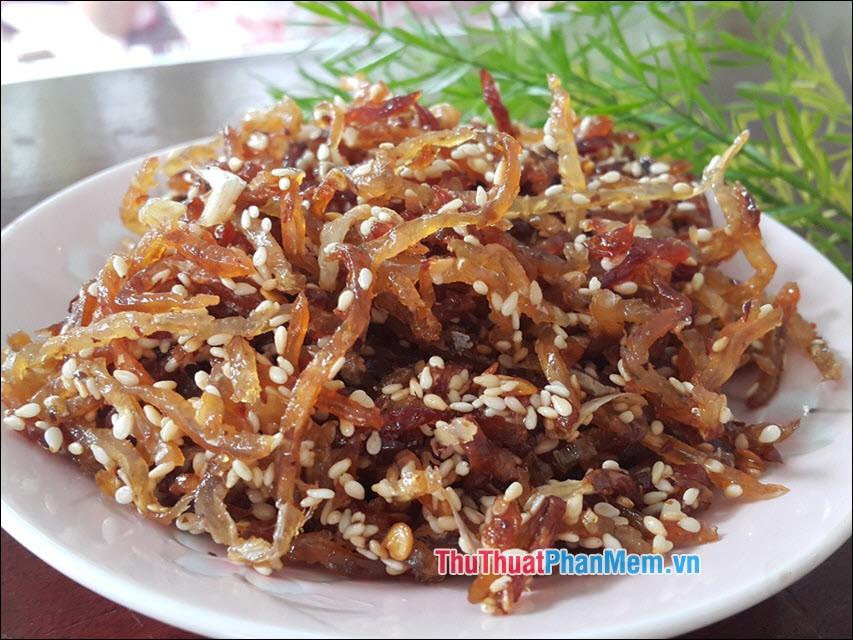 Cá bò khô rim Đà Nẵng