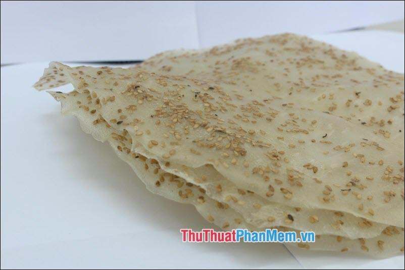 Bánh tráng Quảng Ngãi
