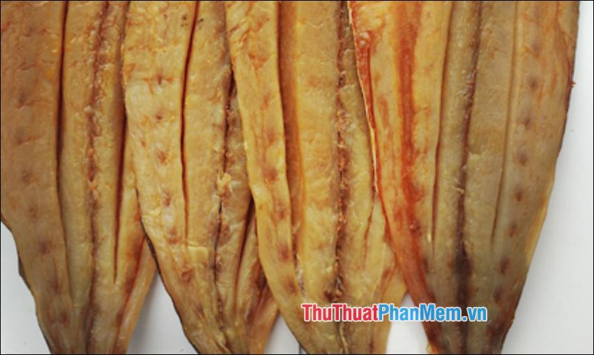 Đặc sản cá khô Bè Trang Phú Quốc