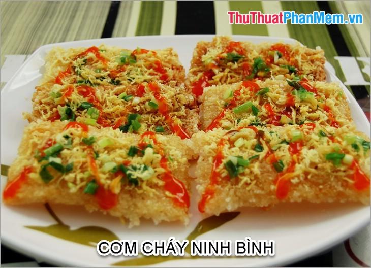 Cơm cháy Ninh Bình